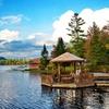 Century-Old Lakefront Lodge in Adirondacks