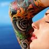 59% Off at Living Art Tattoo