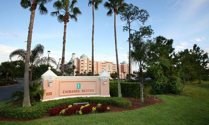 Embassy Suites Orlando - Lake Buena Vista - Orlando: Stay at Embassy Suites Hotel Lake Buena Vista in Orlando, FL