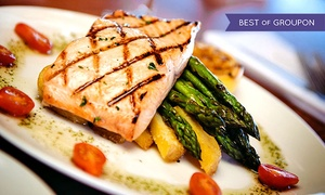 Kincaid's: $30 for $40 Worth of Steak and Seafood for Dinner, Valid Thursday–Sunday at Kincaid's