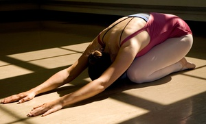 82% Off Yoga Classes at Yoga House, plus 6.0% Cash Back from Ebates.