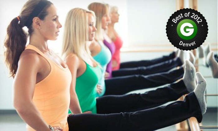 The Bar Method - Multiple Locations: One Month of Unlimited Bar Method Fitness Classes or $25 for $50 Worth of Class Packages at The Bar Method
