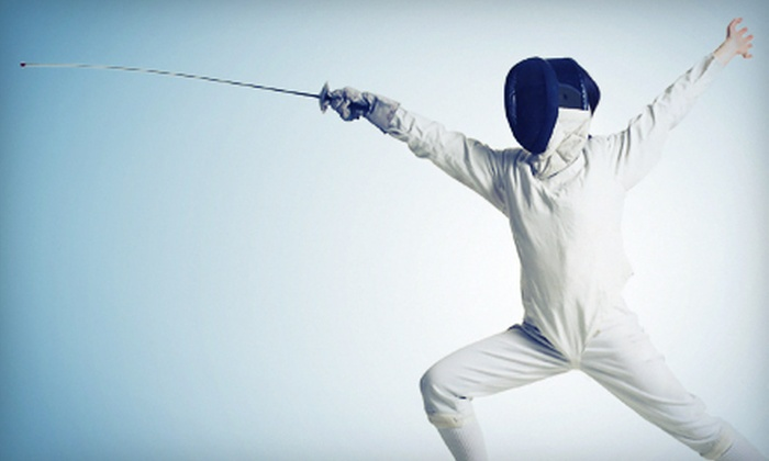 San Francisco Fencers Club - Multiple Locations: $49 for Four Kids' Fencing Classes at San Francisco Fencers' Club ($100 Value)