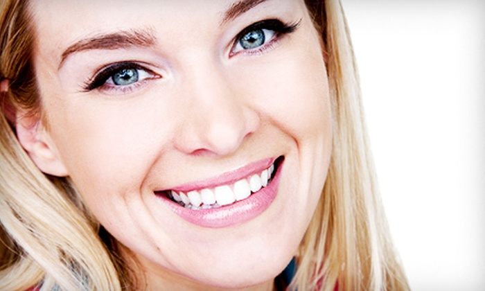 Oral Spa - Crescent Heights: One or Two Zero Peroxide Teeth-Whitening Treatments at Oral Spa (Up to 82% Off)