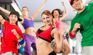 Goza Dance Fitness: 5 or 10 Zumba Classes or a Month of Unlimited Zumba Classes at Goza Dance Fitness (Up to 61% Off)