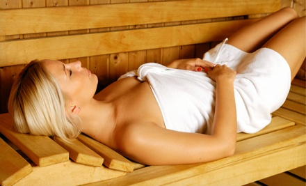 3, 5, or 10 40-Minute Infrared-Sauna Sessions at Energyia Kinetics at Evolve Wellness Studio (Up to 63% Off)