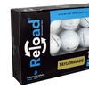 12-Pack of Recycled Taylor Made Lethal Golf Balls