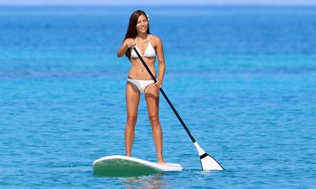 Bautismo de paddle surf para 1, 2 o 4 personas desde 19,90 €