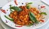Up to 49% Off Lunch at Luka's Italian Cuisine