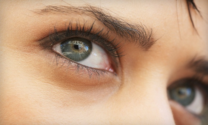 Walman Eye Center - Multiple Locations: $1,499 for a Laser Upper- or Lower-Eyelid Lift for Both Eyes at Walman Eye Center ($3,600 Value)