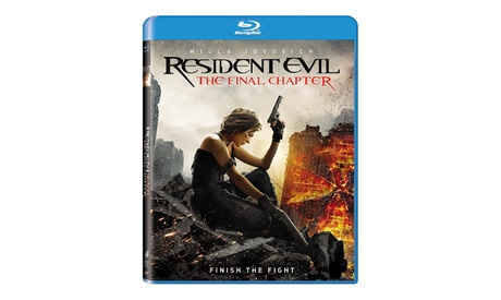 Resident Evil: The Final Chapter Blu-Ray + UltraViolet 4739a432-0f29-11e7-a267-00259060b5da