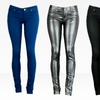 $12.99 for VIP Jeans Coated or Metallic Skinny Jeans