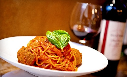 Italian Cuisine at Mara Cucina Italiana (Half Off). Two Options Available.
