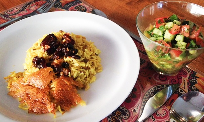 Hands-On Persian Cooking Class - Harvard Cookin' Girl: Cook a Three-Course Persian Meal with a Professional Chef