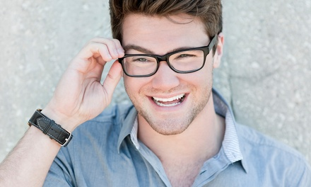 Eye Exam with $125 Credit Toward Glasses and Optional ContactLens Fitting at Wasatch View Eye Care (Up to 80% Off)