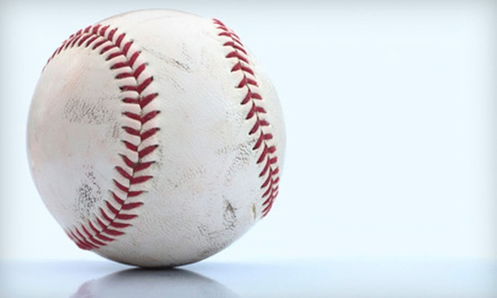Stolen Bases - Bray Central: 15 or 25 Batting-Cage Tokens, One-Month Membership, or Birthday Party at Stolen Bases (Up to 60% Off)