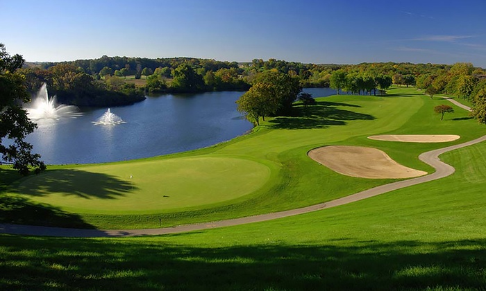 Grand Geneva Resort & Spa - Lake Geneva, WI: 18-Hole Round of Golf for Two at Grand Geneva Resort & Spa (Up to 50% Off). Four Options Available.