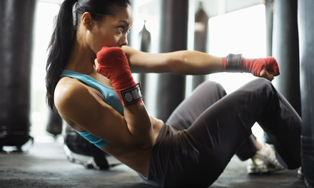 10-Class Pass or One Month of Unlimited Classes at Pit Elevated (Up to 42% Off)