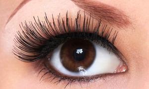 G-Lash: Full Set of Basic, Natural, or Classic Eyelash Extensions at G-Lash (Up to 52% Off)