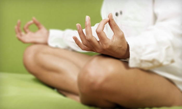 The Lotus Room - Virginia Beach: $25 for 10 Yoga Classes at The Lotus Room ($90 Value)