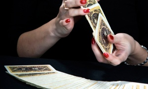 Sf City Psychic: Tarot-Card Reading, Aura Reading, or Both at Sf City Psychic (Up to 62% Off)