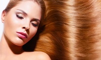 Half Head Highlights, Cut and Blow-Dry at Maine Hair Studio (51% Off)