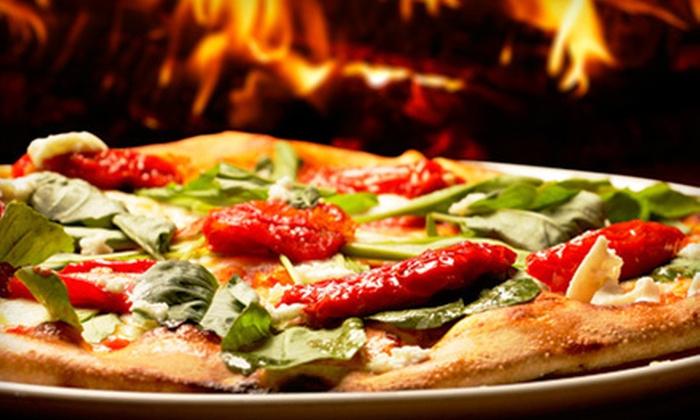 Tutto Pizza Beer House - Miami: Italian Fare at Tutto Pizza Beer House (Up to 55% Off). Two Options Available.