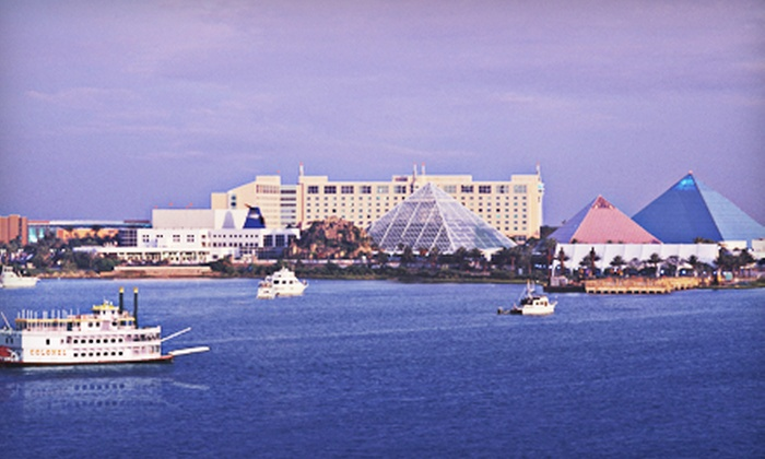 Moody Gardens - Galveston: $389 for a Mother's Day Hotel Package with Two-Night Stay and Daily Garden Passes at Moody Gardens ($706.85 Value)