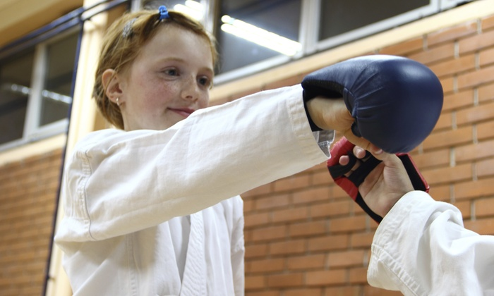 Vision Martial Arts Academy - Norman: $128 for $365 Worth of Martial-Arts Lessons — Vision Martial Arts Academy