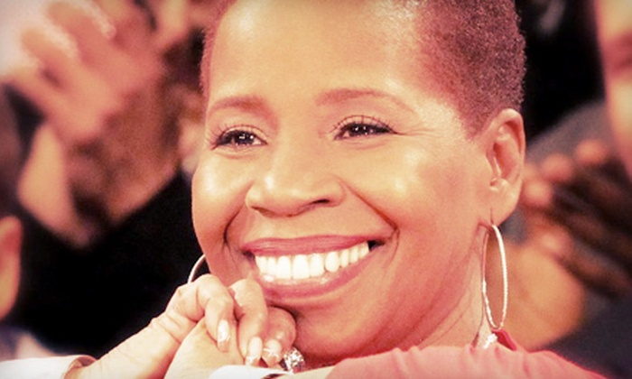 "G-Squared Events - Downtown: ""Iyanla Vanzant: This Is Your Life!"" Empowerment Lecture at Paramount Theatre on Saturday, March 23 (Up to 41% Off)"