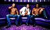 Chippendales or The 6th Annual Dallas Burlesque Fest - House of Blues Dallas: Chippendales or The 6th Annual Dallas Burlesque Fest at House of Blues Dallas on February 11 or 15 (Up to 49% Off)