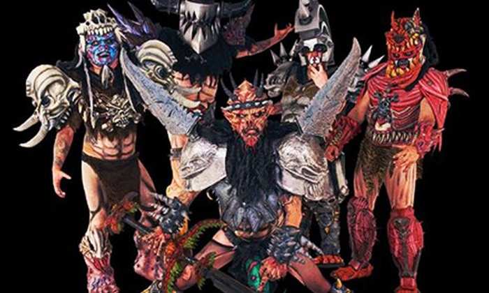 GWAR with Whitechapel, Iron Reagan & A Band of Orcs - House of Blues Cleveland: $10 to See GWAR with Whitechapel, Iron Reagan & A Band of Orcs on November 13 (Up to $28 Value)