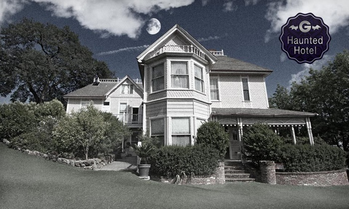 Power's Mansion Inn - Auburn, CA: One-, Two-, or Three-Night Stay at Power's Mansion Inn in Auburn, CA