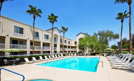 Stay at Fairfield Inn Marriott Scottsdale North in Scottsdale, AZ. Dates Available through December.
