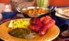 Little India - Multiple Locations: Indian Cuisine at Little India (Up to 50% Value)