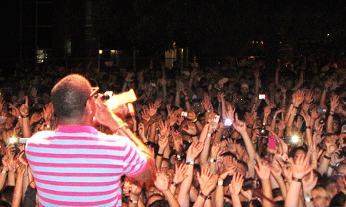 X Fest - Modesto: X Fest Music Festival for Two or Four on August 4 (Up to 51% Off)