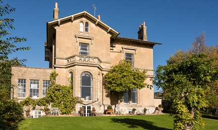 Bath: 1 or 2 Nights for Two with Breakfast at 5* Apsley House Hotel