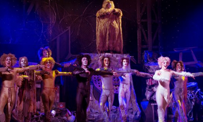 """Cats"" - Panasonic Theatre: ""Cats"" at Panasonic Theatre (Up to 51% Off). 18 Options Available."
