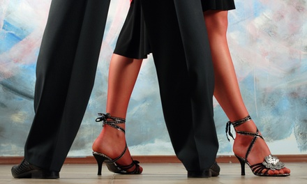 Six Drop-In Group Classes or Two Private Lessons at Just Dancing West (Up to 66% Off)