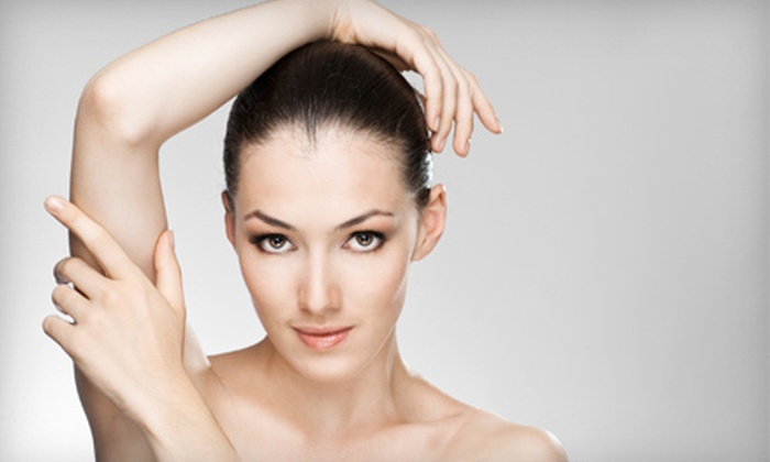 Agape Day Spa - Agape Day Spa: Six Laser Hair-Removal Treatments for a Small or Medium Area at Agape Day Spa in New Braunfels (Up to 78% Off)