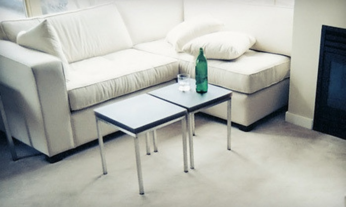 R&R Carpet Cleaning - Toronto (GTA): Carpet Cleaning, Upholstery Cleaning, or Both from R&R Carpet Cleaning (Up to 76% Off)