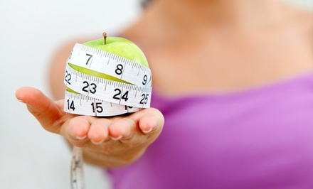 Wellness Evaluation, Workout Plan, and Health Products at Wellness Plus (Up to 75% Off). Three Options Available.