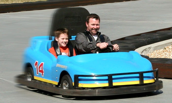 Paradise Park - Lee's Summit: Unlimited Go Karting for One, Two, or Four at Paradise Park (Up to 52% Off)