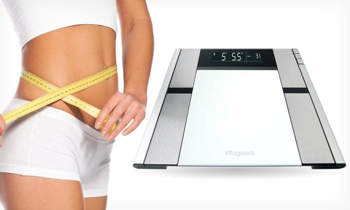 Vitagoods Digital Body Analyzer: $38.99 for a Vitagoods Digital Body Analyzer ($125 List Price). Free Shipping and Returns.
