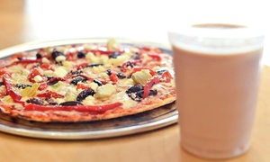 Pizza Me!: $14 for Two Groupons, Each Good for $12 Worth of Pizza and Drinks at Pizza Me! ($24 Total Value)