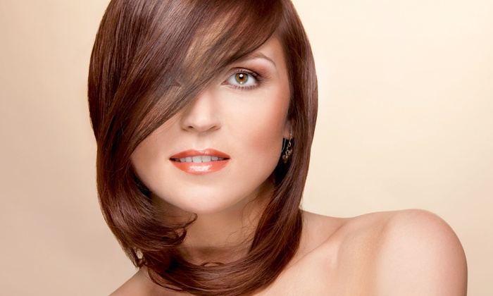 Michelle Hair Studio - Russian Hill: $119 for a Brazilian Blowout at Michelle Hair Studio ($250 Value)
