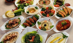 Cafe Oasis: Three-Course BYOB Meal for Two or Four at Cafe Oasis (Up to 42% Off)
