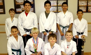 Fabiano's Karate: 10 or 20 Karate Classes with Uniform at Fabiano's Karate (Up to 73% Off)