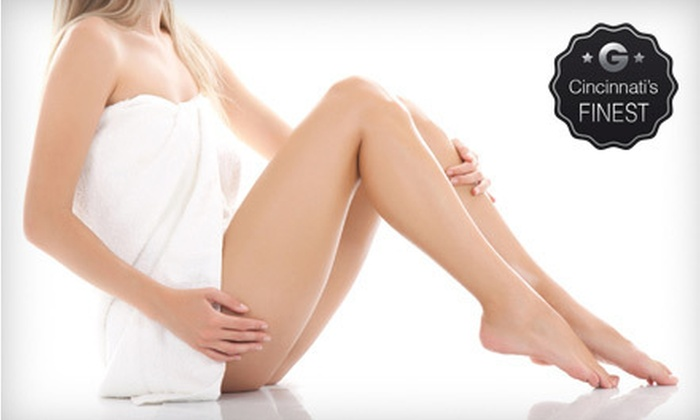 Refined Image of Northern Kentucky - Edgewood: 5, 10, or 15 Laser Hair-Removal Treatments at Refined Image of Northern Kentucky (Up to 75% Off)