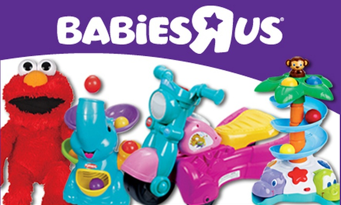 Toys R Us Toys R Us And Babies R Us Groupon
